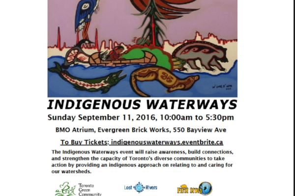 indigenous waterways